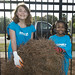 JAXPORT leadership and employees spruce up port-owned property along the river in Mayport
