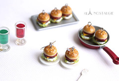 Cheese Burger Earrings Handmade Jewelry by La Nostalgie France (www.lanostalgiejewelry.com) Tags: friends food france cute classic love colors girl beautiful smile look fashion fun happy for la miniature women colorful pretty with handmade couleurs girly vibrant unique beef burger adorable fast style tasty jewelry bijoux bistro her retro salinas trends gifts cheeseburger clay burgers gift hamburger trendy kawaii jolie earrings chic etsy lovely grilled patty ideas mode pour mariana nostalgie stylish cadeaux accessory tendance 2014 elles polymer gourmands dollfood vifs