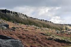 Burbage Rocks, Derbyshire (Oxfordshire Churches) Tags: uk england unitedkingdom derbyshire peakdistrict panasonic nationalparks peakdistrictnationalpark mft burbagerocks burbagevalley johnward micro43 microfourthirds lumixgh3