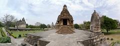 Parvati and Vishwanath Temples (chdphd) Tags: temple parvati khajuraho vishwanath parvatitemple vishwanathtemple