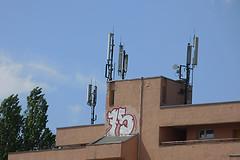 75 - Rognitzstrae (unterwegs_in_berlin) Tags: rooftop sbahn westend a100 75fnfundsiebzigseventyfiveberlingraffitidach