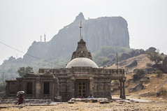 also also jain? (Tin-Tin Azure) Tags: world india heritage temple unesco archaeological mata gujarat pavagadh kalika champaner