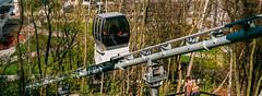 HASSELBLAD XPAN (Mac_Kal) Tags: film analog train landscape sand fuji kodak poland hasselblad 135 90mm xpan gdansk gdynia 30mm trojmiasto