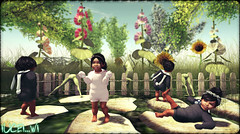 523LCBunneh (Coco Boreoe ~ Thnx 4 All The ) Tags: family childhood fashion kids blog child mesh events families blogs sl secondlife blogging toddlers poses virtualworld meadowworks toddleedoo lilcathys