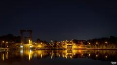 09. Nachts am Kanal 05-2016 (Possy 2016) Tags: nacht architektur hdr schleuse nachtaufnahmen datteln hdrbilder nikond7200 tamron16300mmf3563macro schleusedatteln
