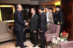 Kunjungan hormat oleh Deputy Prime Minister Vietnam Mr Trinh Dinh Dung