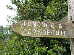 Paths to Longnor and Crowdecote in Earl Sterndale in Derbyshire (eamoncurry123) Tags: public village derbyshire earl signpost footpath publicfootpath sterndale earlsterndale