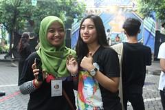 Mankom Festival 2015 Vol.2 - Tees In Action (kmmkunisba) Tags: festival indonesia video band bandung mapping tahun akhir puncak besar acara pensi unisba kmmk mankom