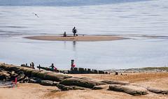 private island (keidong) Tags: beach jerseyshore atlanticocean raritanbay