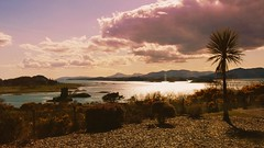 Castle Stalker, Appin, near Oban (**Joannie of Arc**) Tags: sunset mountains castle clouds scotland scenery sunny hills gloaming castlestalker westcoastscotland westscotland