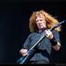 Megadeth @ Fortarock 2016