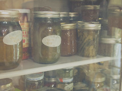 preserves (RealWillT) Tags: kitchen southern canned preserves