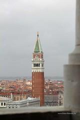 Ausblick vom Glockenturm San Giorgio Maggiore (petrastarosky) Tags: italien urlaub venedig sangiorgiomaggiore 2016 markusturmcampaniledisanmarco
