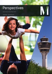Perspectives, Munich Airport Annual Report 2013/ Perspektiven, Flughafen Mnchen Bericht 2013_1; Bavaria, Germany (World Travel Library) Tags: perspectives munich airport annual report perspektiven flughafen mnchen bericht 2013 bayern bavaria germany deutschland brochures aviation world travel library center worldtravellib papers prospekt catalogue katalog flug air airtransport transport holidays tourism trip vacation photos photo photography pictures images collectibles collectors collection sammlung recueil collezione assortimento coleccin ads online gallery galeria aroport port documents   broschyr  esite   catlogo folheto folleto   ti liu bror