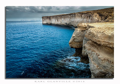 Ras ir-Raheb, Bahrija - MALTA (glank27) Tags: seascape nature canon eos malta cliffs ras efs gozo f3556 70d bahrija 1585mm irraheb