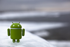 Android Popsicle (Issa Fakhro) Tags: ocean winter sea snow game cold green ice nature colors smile weather canon copenhagen landscape denmark toys 50mm skne google hilarious funny europe dof sweden bokeh alien humor freezing ufo depthoffield galaxy february scandinavia malm android app extraterrestrial popsicle scania 2012 resund northerneurope coldclimate primelense samsunggalaxy googleplus