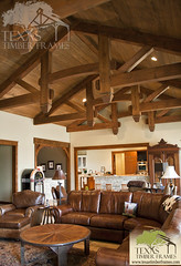 Trusses - Texas Timber Frames (Texas Timber Frames) Tags: wood house home frames texas post timber beam frame handcrafted components timbers trusses timberframe mortise tenon timberframehouse woodhome timberframes mortiseandtenon timberframeideas timberframeconstruction timberhome timberframehome timberframekitchen timberframegreatrooms texastimber texastimberframes