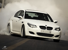 M5 .. Mashallah .. (Meshari Al-dosari .. ) Tags: car sport canon photography photo bmw m5