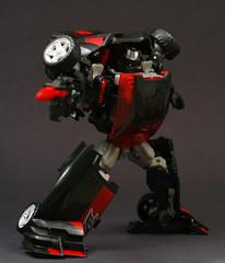 Runabout (GogDog) Tags: robot transformers classics g1 tcc runabout decepticon overrun battlechargers tfcc