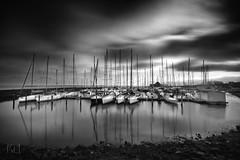 Willemstad (Frank van Es http://www.frankvanes.eu) Tags: longexposure haven zeilen harbor sailing ship willemstad zeilboot langesluitertijd zeiljacht frankvanes nd110neutraldensity