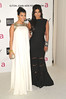 Kourtney Kardashian and Kim Kardashian The 20th Annual Elton John AIDS Foundation's Oscar Viewing Party held at West Hollywood Park - Arrivals Los Angeles, California - WENN.com See our Oscars page