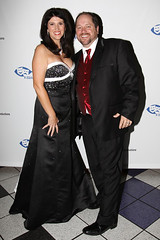 "With Director Rodney Ray at the Movie Premier of ""Desires of the Heart"""