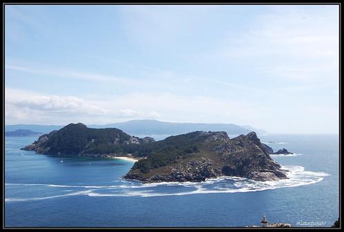 Isla de San Martiño - Islas Cies