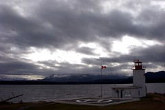 The lighthouse at the end of the world (hern42) Tags: canada bc photoblog malcolmisland nikoncoolpixs50c