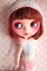 Lovely pink girl ♥