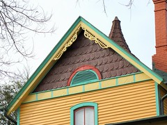 Fine Arts Building, St. Paul's College 6 (Universal Pops (David)) Tags: door school windows roof house black brick home colors architecture facade virginia woodwork paint industrial queenanne president steps decoration entrance chapel fringe front frieze sash foundation cupola porch embellishment africanamerican spindles normal panels railing residence posts slavery congregation eclectic entry episcopal gable offices minister lunette lawrenceville addition raised transom intricate classes ornamentation dwelling scalloped elaborate shingling fineartsbuilding oriel arched brunswickcounty octagonal millwork woodframe domed nationalregisterofhistoricplaces stpaulscollege nrhp vergeboard mecklenburgcounty bargeboard sidelights doubleleaf hamptoninstitute jamessolomonrussell