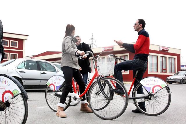 Ecovolis - Albania Bike Sharing System