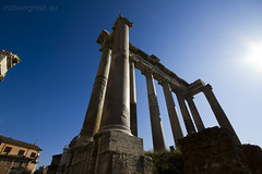 """Temple of Saturn • <a style=""""font-size:0.8em;"""" href=""""http://www.flickr.com/photos/89679026@N00/6834153732/"""" target=""""_blank"""">View on Flickr</a>"""