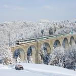 Voralpenexpress im Winterwunderland thumbnail