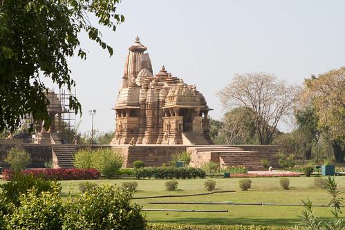 Khajuraho aux temples Jaïn