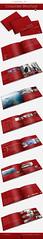A4 Premium Corporate Brochure Template