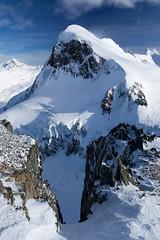 Breithorn Peak, Swiss Alps: View From Matterhorn Glacier Paradise (x_tan) Tags: switzerland zermatt swissalps matterhornglacierparadise breithornpeak