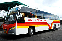 Victory Liner 2048 (raptor_031) Tags: new bus suspension batch philippines victory 2nd works daewoo motor santarosa operation inc provincial liner 2048 leafspring doosan cityliner bv115 de12tis
