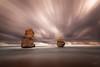 Victoria - Gog & Magog (sadaiche (Peter Franc)) Tags: ocean road longexposure sunset magog great australia melbourne victoria greatoceanroad 12apostles gog