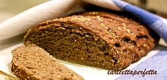 Pane Nero (La Ricetta Perfetta) Tags: pane ricetta integrale cereali laricettaperfetta