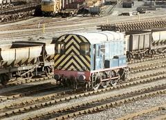08590 (mr evil monkey) Tags: uk england wales yard scotland br trains tyne railways britishrailways class08 tyneyard 08590
