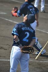 DSC_0825 (mechiko) Tags: 横浜ベイスターズ 120212 渡辺直人 横浜denaベイスターズ 2012春季キャンプ