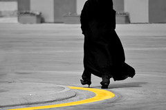 The lady in black (SAUD ALRSHIAD) Tags: life camera light bw white black sahara lines photography photo nikon women flickr shoot view angle photos ngc kingdom line arabic saudi arabia whit illustrator riyadh 2012 yallow saud saudia yalow السعودية الرياض ryiadh سعود kingdoom flickraward d7000 الرشيد nikonflickraward nikond7000 alrshiad msawr سعودالرشيد saudarshiad saudalrshiad دي7000 نيكوندي7000 سعودحمودالرشيد aljinadriah