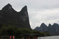 ( - Zhu Hua Long) Tags: china beautiful river ancient yangshuo karst lijiang mystic