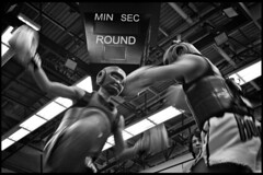Fight Club (Paul Swee) Tags: blackandwhite documentary fightclub thaiboxing leicam9 summicronm35asph 2012feb