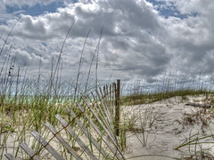 Weather from the West (grandalloliver) Tags: beach florida hdr perdidokey grandalloliverphoto