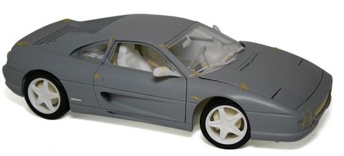 Mattel Ferrari F355 Berlinetta