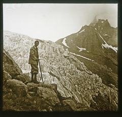 Glacier de Talèfre -1936 (Yannick Michel) Tags: alps 1936 alpes glacier montblanc frenchalps alpinist alpiniste glacierdetalèfre tourisminthealps