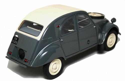 Ottomobile Citroën Sahara