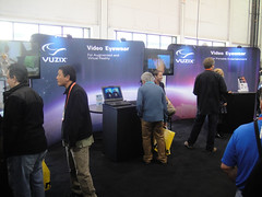 show booth video lasvegas international convention ces trade consumerelectronicsshow 2012 eyewear vuzix
