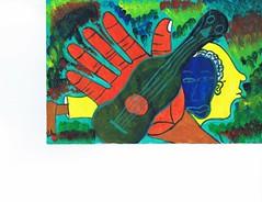 PAP-DAV-13 (moralfibersco) Tags: art latinamerica painting haiti gallery child fineart culture scan collection countries artists caribbean emerging voodoo creole developingcountries developing portauprince internationaldevelopment ayiti